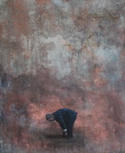 Jeffrey Dujardin: schilderij